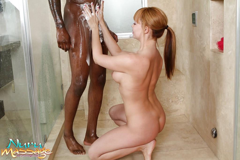 Maya Hill сделала нуру массаж нигеру и подрочила его член | порно фото бесплатно на sexy-kiska.info